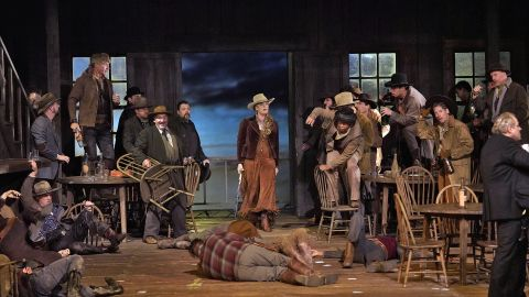 GP at the Met: La Fanciulla del West