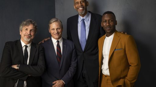 The Stars of <i>Movies for Grownups Awards with AARP The Magazine</i>