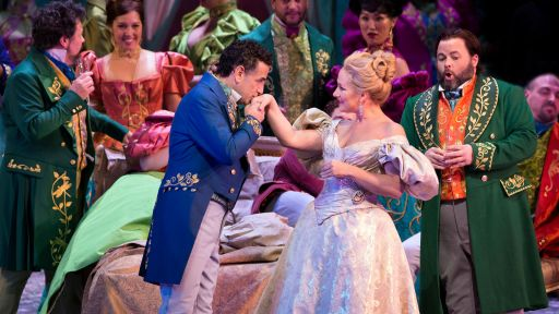 The Top Five Great Performances at the Met Clips