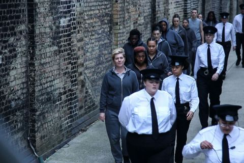 """Phyllida Lloyd Set """"Julius Caesar"""" In A Prison. Here's Why It Worked."""