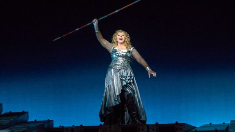 GP at the Met: Die Walküre