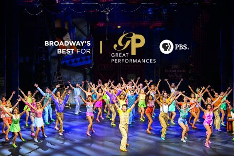 Just Launched: Facebook Group for Broadway Fans