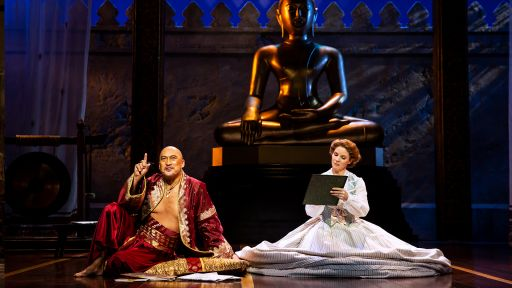 "Rodgers & Hammerstein's The King and I -- ""Getting to Know You"""