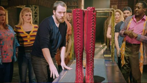 "Kinky Boots -- The Story Behind the Making of the ""Kinky Boots"""