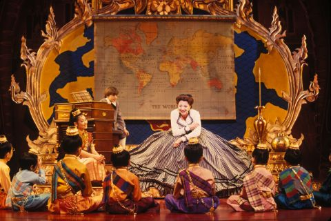 "7 Showstopping Stars Who Played Anna in ""Rodgers & Hammerstein's The King and I"""