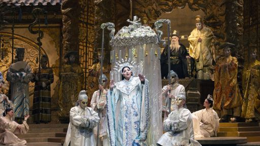 GP at the Met: Turandot