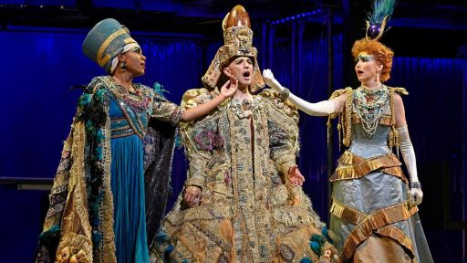 "Anthony Roth Costanzo Sings ""Hymn to the Sun"" from Akhnaten"