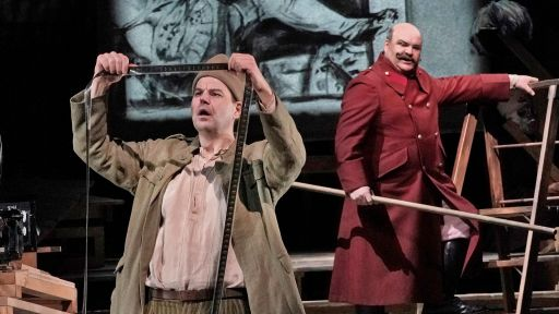 Right Now PBS FREE Live Stream Wozzeck Great Performances at the Met