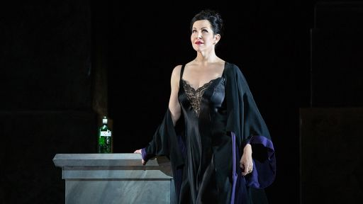 GP at the Met: Agrippina -- Joyce DiDonato's Act II Aria