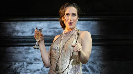 GP at the Met: Agrippina -- Brenda Rae's Poppea Can't Hail a Cab