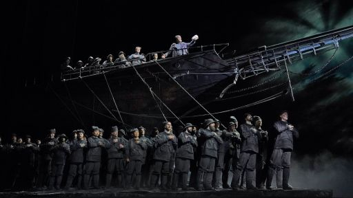GP at the Met: Der Fliegende Holländer