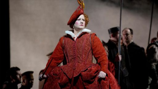 "GP at the Met: Maria Stuarda -- ""Figlia impura di Bolena"""