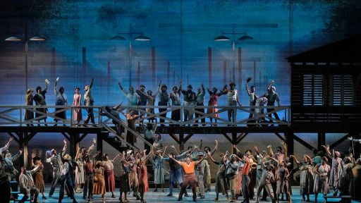 GP at the Met: The Gershwins' Porgy and Bess -- Excerpts from Porgy and Bess