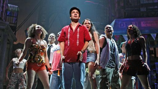 "In The Heights: Chasing Broadway Dreams -- ""In the Heights"" the Opening Number"
