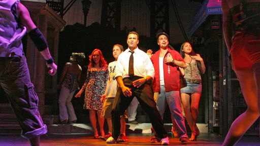 About In The Heights: Chasing Broadway Dreams