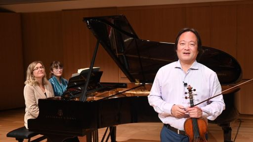 "Now Hear This ""Becoming Mozart"" -- Scott Yoo Plays Mozart's Violin Sonata, K. 305"