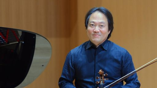 "Now Hear This ""Haydn: King of Strings"" -- Scott Yoo Performs Beethoven's Kreutzer Sonata"