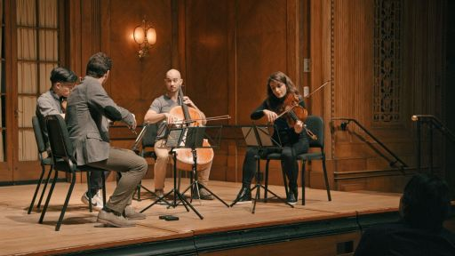 "Now Hear This ""The Schubert Generation"" -- Schubert's String Quintet"