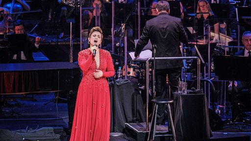 "Lea Salonga's ""A Whole New World"""