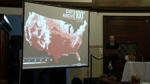 Climate Change Experts Assess NJ's Future
