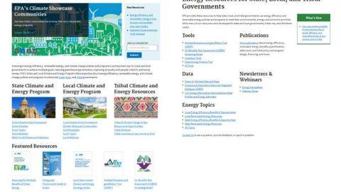 E.P.A Scrubs a Climate Website of 'Climate Change'