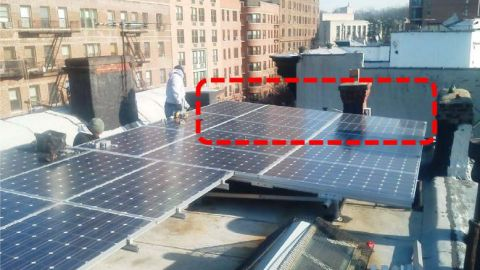 De Blasio Administration Launches First Large-Scale Solar Program At NYCHA