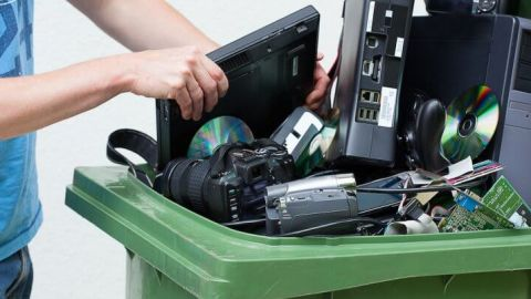 Get Rid of Broken Electronics The Earth-Friendlier Way