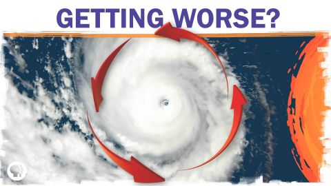 Why Are Hurricanes Getting Stronger?