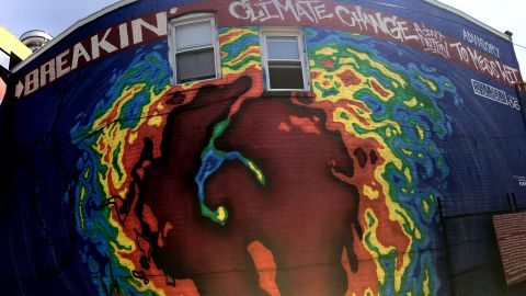 What Are Art And Hip Hop Saying about Climate Change in Staten Island?