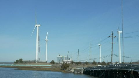 NJ takes major step to harness Atlantic Ocean's wind energy