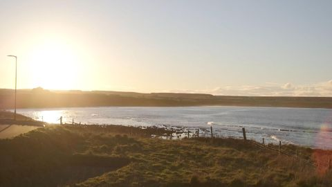 Scotland sees renewable energy; jobs through tidal currents