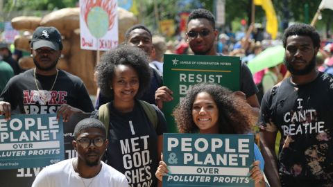 Op-ed: What the Climate Movement Can Learn From Studying Black History
