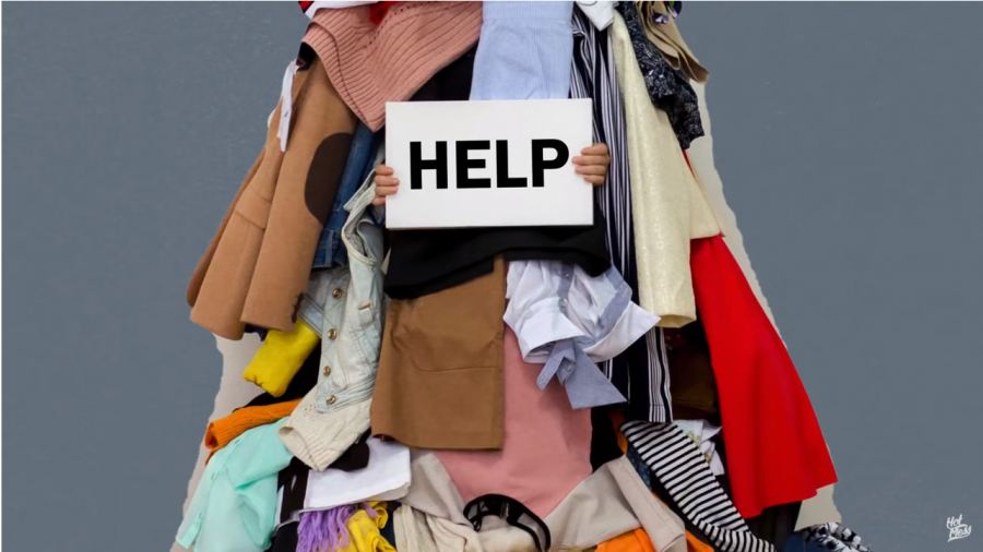 How can we fight climate change? Slow down fast fashion
