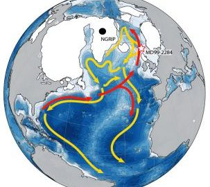Why the Atlantic Ocean's 'conveyor belt' is key to global climate