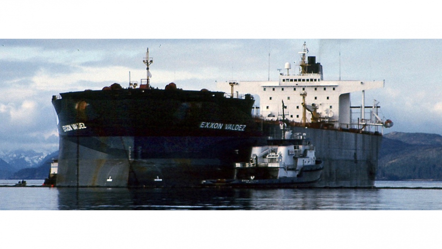 The 1989 Exxon Valdez oil spill, how we see climate change then and now