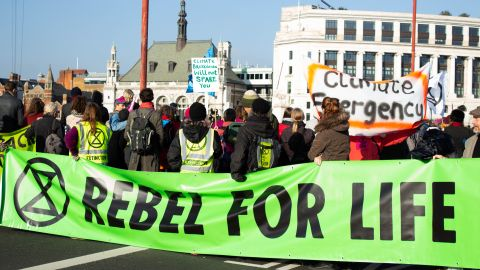 The Radical Philosophy of Extinction Rebellion