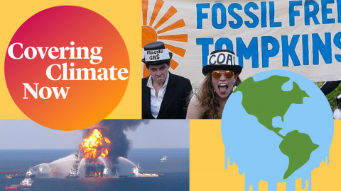 "We're Joining 250+ News Outlets That Are ""Covering Climate Now"""