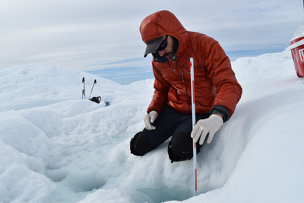 Op-ed: The Beauty of Greenland's Ice Sheet and Why It's Disappearing