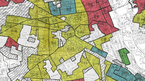 How redlining makes communities of color more at risk of deadly heatwaves