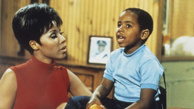 "Diahann Carroll in ""Julia"""