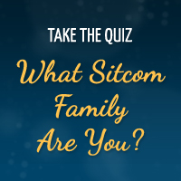 Which Sitcom Family Do You Belong In?