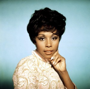 Diahann Carroll fashion