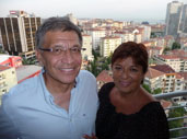 Seyfi and Meltem Muezzinoglu