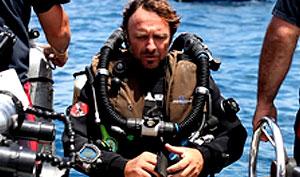 Roberto Rinaldi – Diver
