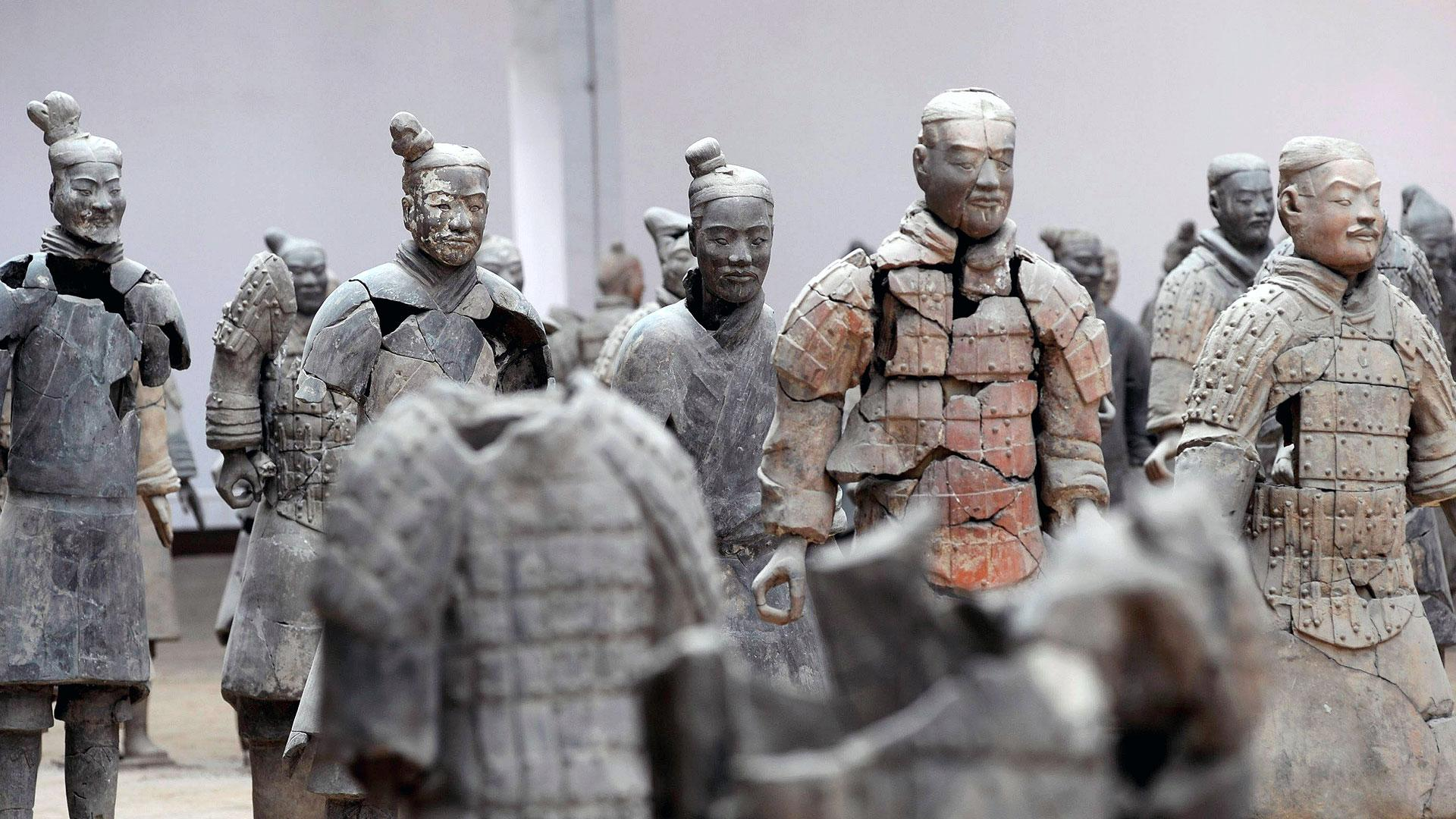 More from China's Terracotta Warriors (3)