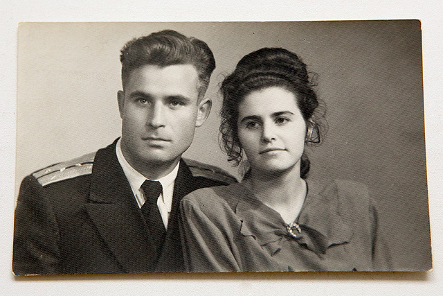 Collection of photos of Vasili Arkhipov, 'The Man Who Saved the World' from the personal archive of his widow Olga Arkhipova.  Vasili Alexandrovich Arkhipov was a Soviet naval officer, who, during the Cuban Missile Crisis prevented the launch of a nuclear torpedo and therefore a possible nuclear war.