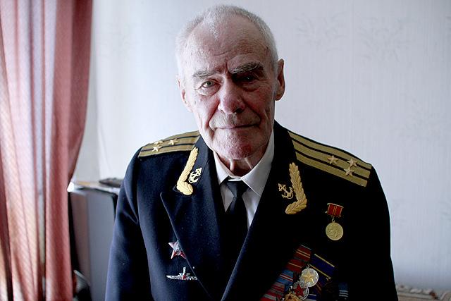 Ketov, Captain of B-4