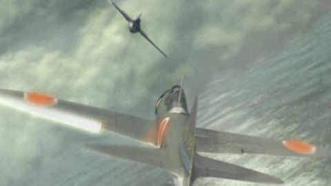 Dogfight Over Guadalcanal
