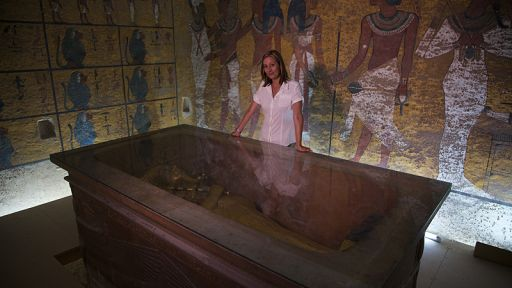 Hints of Hidden Chambers of King Tut's Tomb Revealed  – Secrets in the News: September 26 – October 2, 2015