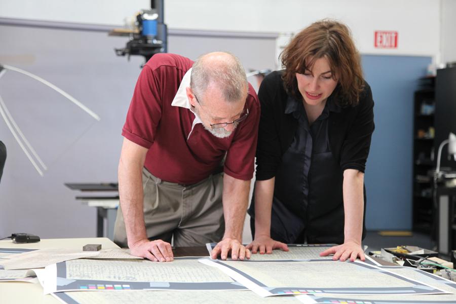 Ken Boydston and Director Melisa Akdogan